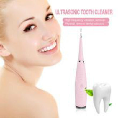 Ultrasonic Tooth Cleaner - worthbuyonline