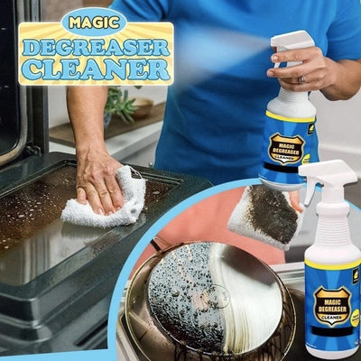 [50% OFF TODAY]Magic Degreaser Cleaner Spray