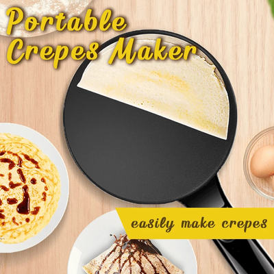 Automatic Portable Crepe Maker - worthbuyonline