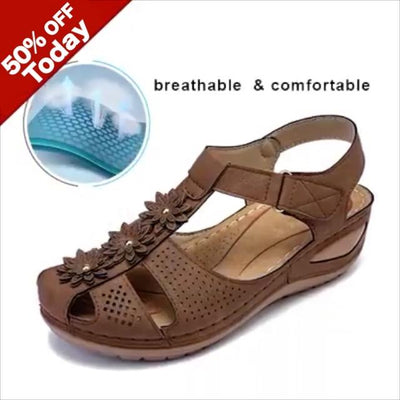 【LAST DAY PROMOTION,50% OFF】Summer Non-slip Soft Bottom Sandals - worthbuyonline