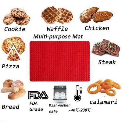 SILICONE BAKING MAT - BUY 1 GET 1 FREE! - worthbuyonline