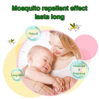 [LAST DAY PROMOTION, 50% OFF]NATURAL MOSQUITO REPELLENT PATCH