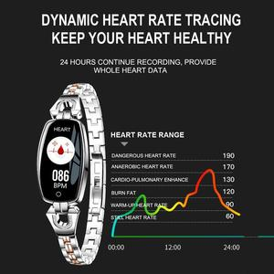 [On Sale] Smartwatch Fitness & Health Smart Bracelet For Women - worthbuyonline
