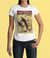 Hugh Cabot Little Flower Vendors - Ladies - T Shirt