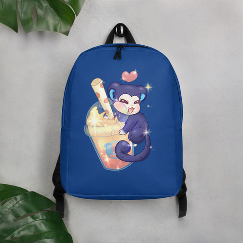 Monkey Bubble | Orginal Bubble Tea Minimalist Backpack