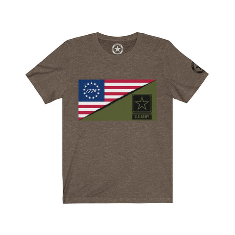 Freedom Tee Co. 1776/Army Flag