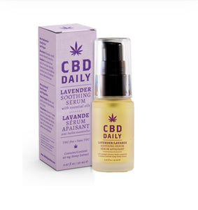CBD Lavender Soothing Serum