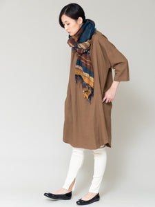 <tamakiniime>roots shawl MIDDLE