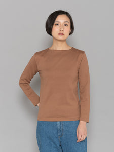 <FOOD TEXTILE> SOLID SHIRT
