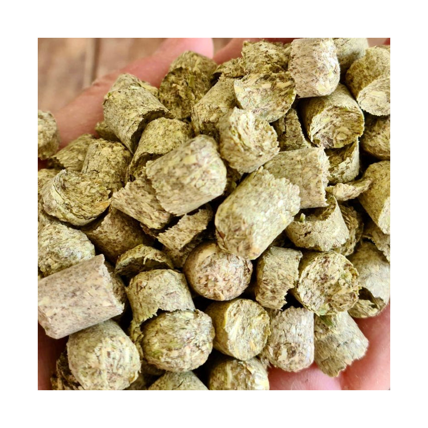 Hekeao Hemp Co - TrueFibre Hay Pellets - 20kg