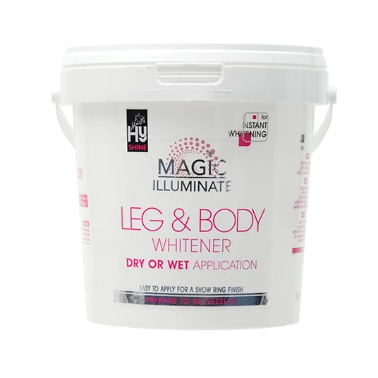 HySHINE - Magic Illuminate Leg/Body Whitener - 1Kg