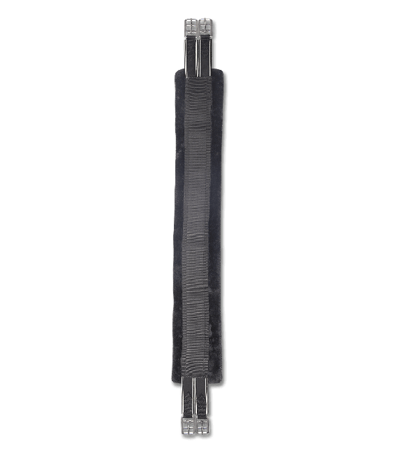 Waldhausen - Saddle Girth with Fake Fur