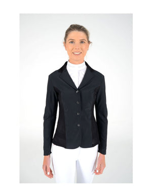 Noven Women's Competition Jacket - Black