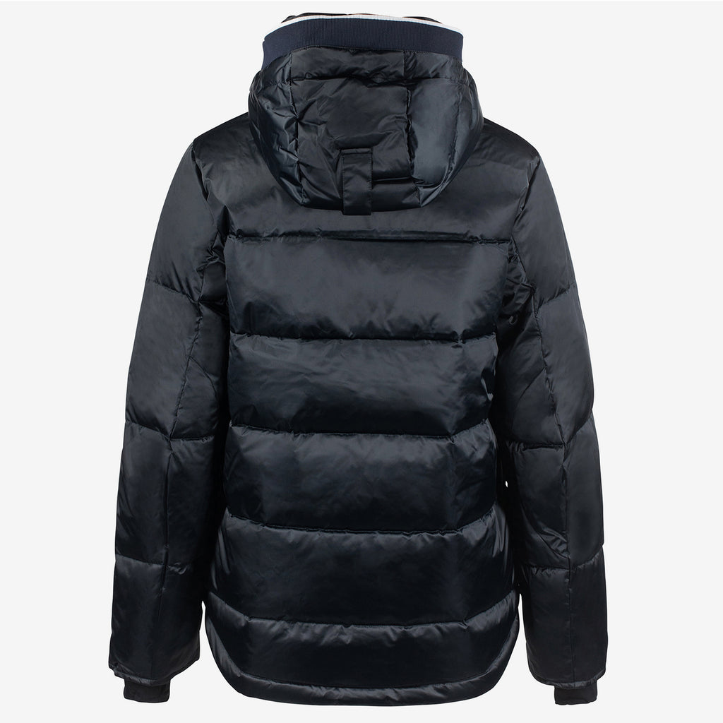 B Vertigo Kennedy Unisex Down Jacket - Dark Navy