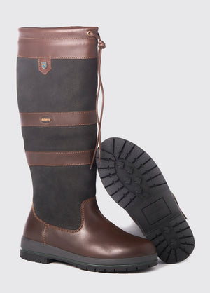 Dubarry Galway Boot - Brown/Black