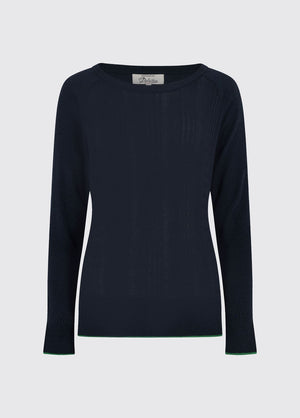 Dubarry Clifton Sweater - Navy