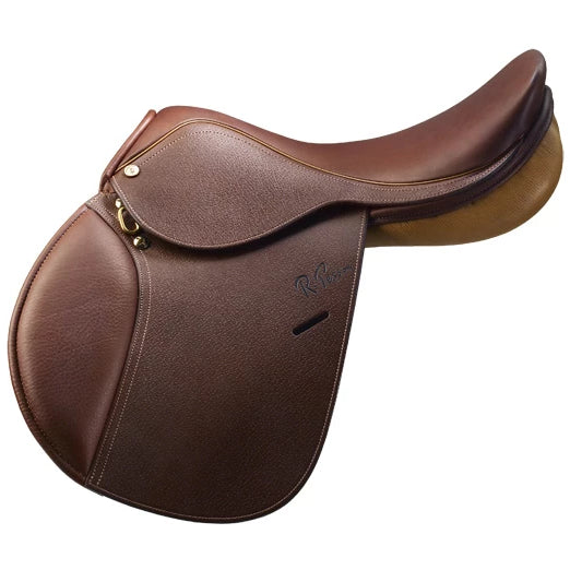 Rodrigo Pony Saddle - Oak Brown 15 3/4""