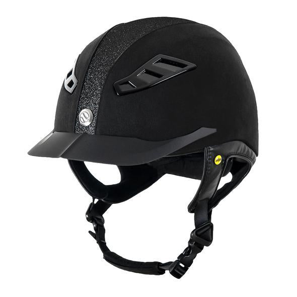 Back On Track - EQ3 Lynx Microfiber Helmet