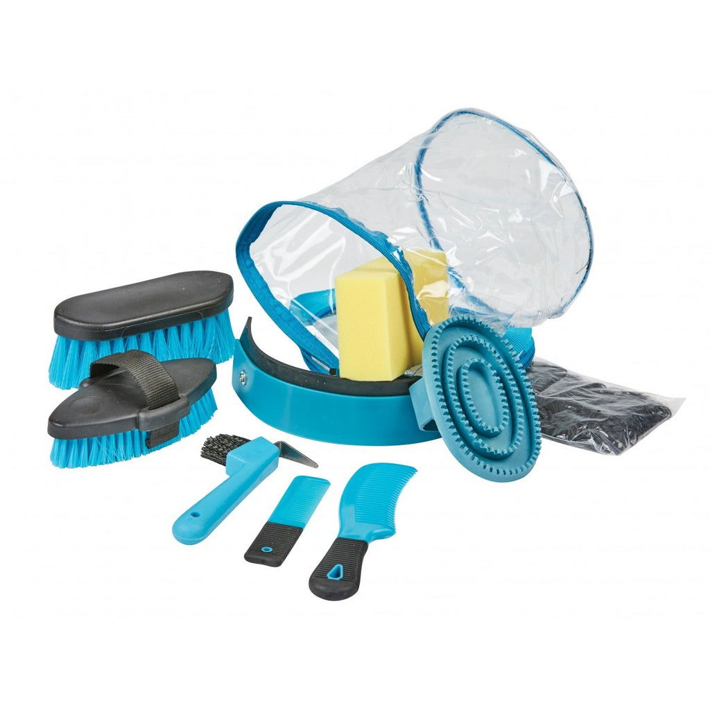 Roma - Backpack Grooming Kit 9 Piece - Blue