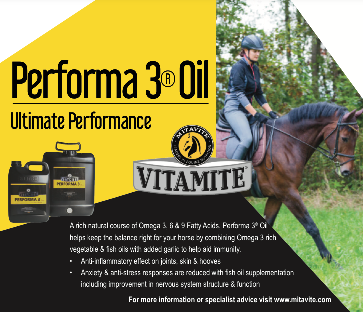 Mitavite - Vitamite Performa 3 Oil