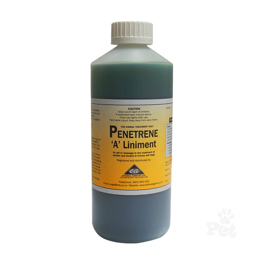 Ethical Agents - Penetrene A Liniment