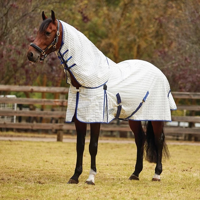 Weatherbeeta Summer Sheet Detach A Neck Combo with Freestyle Tail