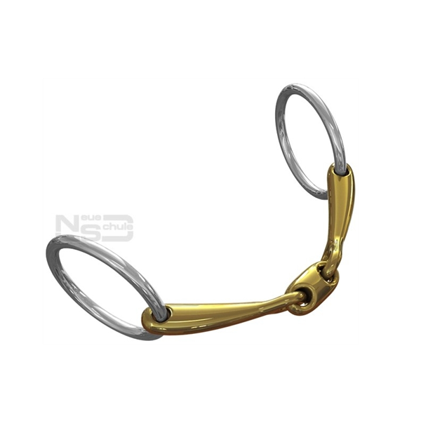 Neue Schule - Tranz Angled Loose Ring