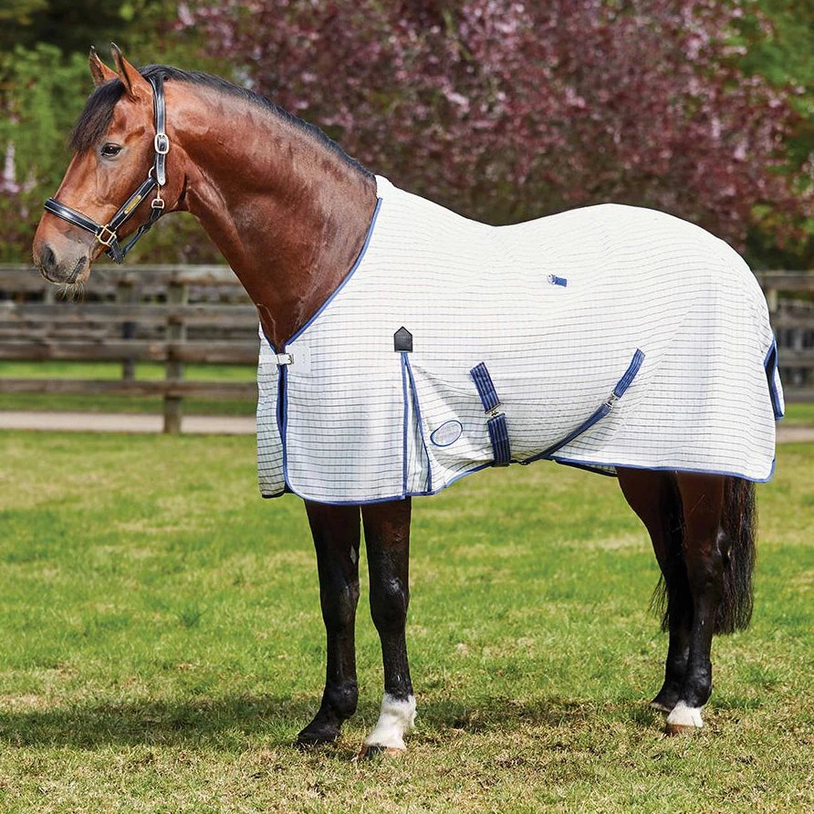 Summer Sheet Standard Neck With Full Wrap Tail