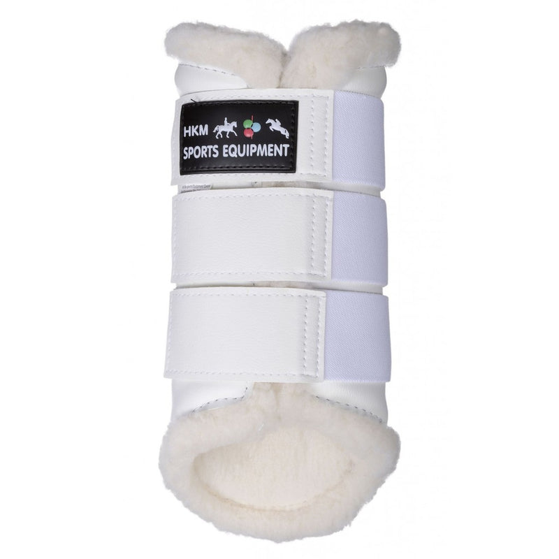 Protection Boots - White