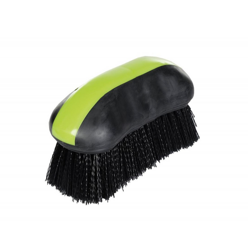 HKM - Ergonomical Dandy Brush - Assorted Colours