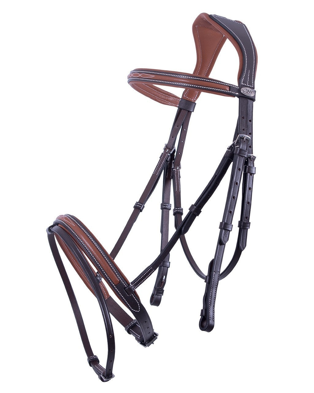 QHP - Freya Bridle - Brown