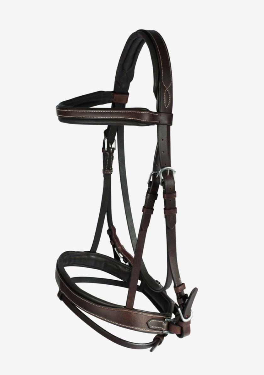 Horze - Venice Bridle - Brown