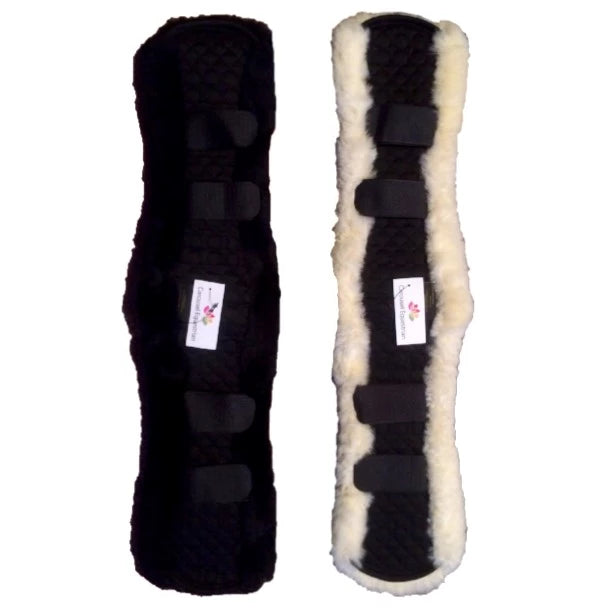Carousel Equestrian - Sheepskin Girth Cover