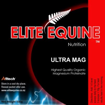 Elite Equine - Ultra Mag - 500gm