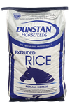 Dunstan Extruded Rice - 20Kg