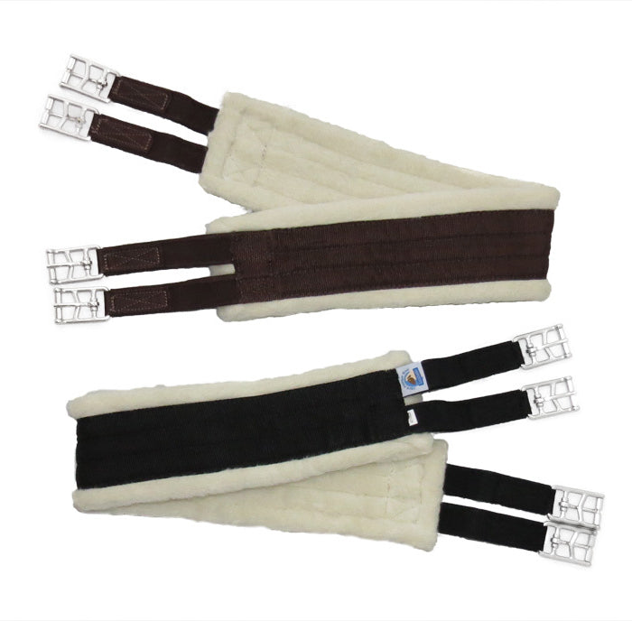 EquiPrene Wool Lined Girth