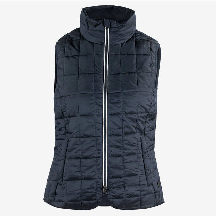 Horze - Jocelyn Quilted Vest - Navy