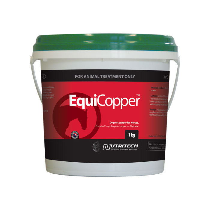 Nutritech - Equi-Copper