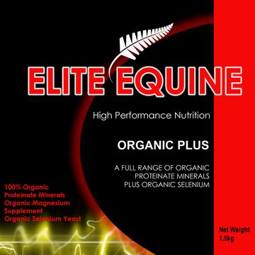 Elite Equine - Organic Plus