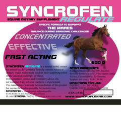 Syncroflex Syncrofen Regulate