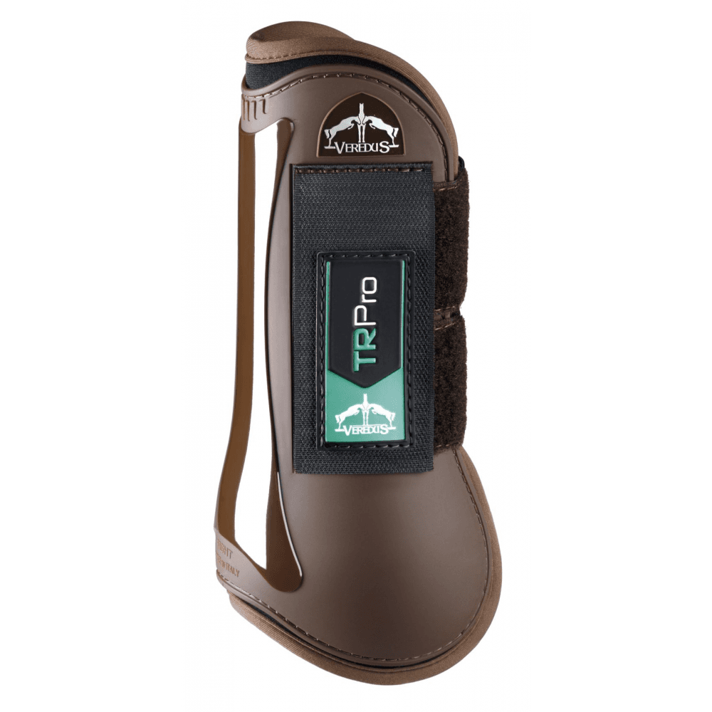 Veredus - TR Pro Tendon Boots - Brown