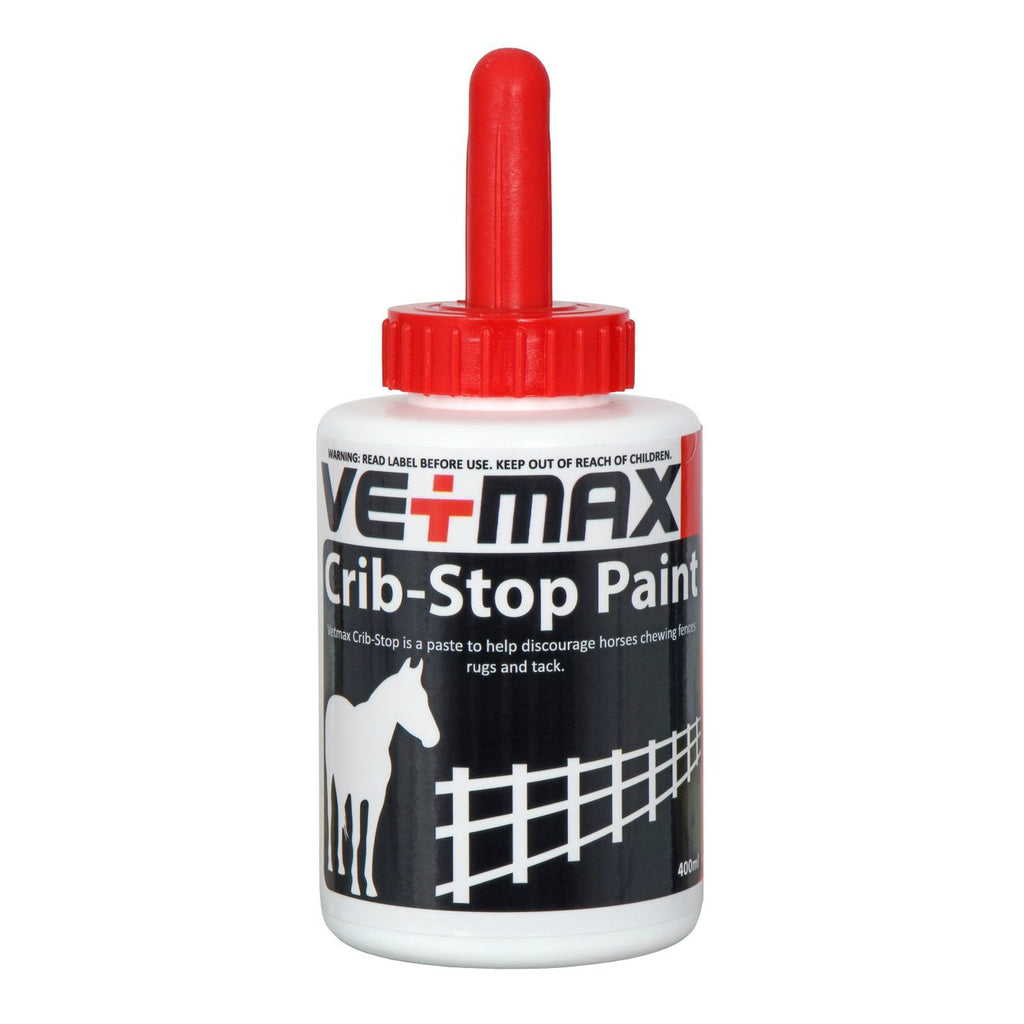 VetMax - Crib Stop Paint - 400ml