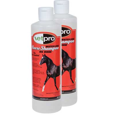 Vetpro Waterless Shampoo