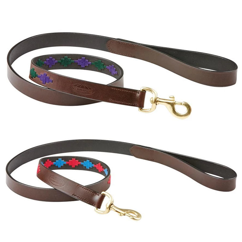 Weatherbeeta - Polo Leather Dog Lead