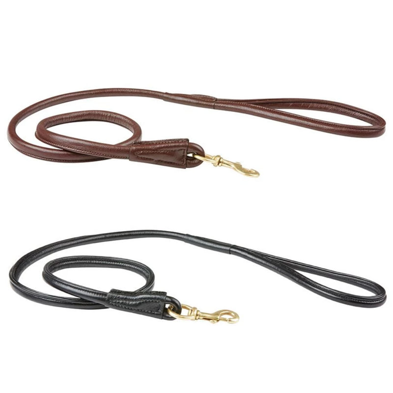 Weatherbeeta - Rolled Leather Dog Lead