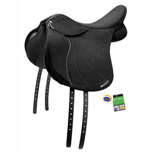 Wintec - Wide All Purpose D'Lux Saddle - Cair