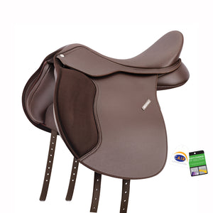 Wintec - 500 Wide All Purpose Saddle - Cair