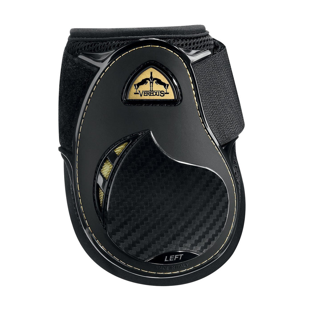 Veredus Grand Slam Young Jump Fetlock Boots - Black