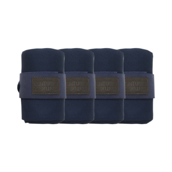 Kentucky - Repellent Stable Bandages - Set of 4 - Navy