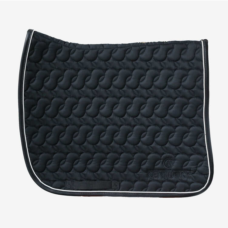 Kentucky - Absorb Dressage Saddle Pad No Logo - Black